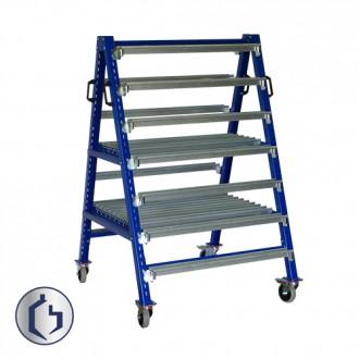 Tool trolley for Amada bending tools
